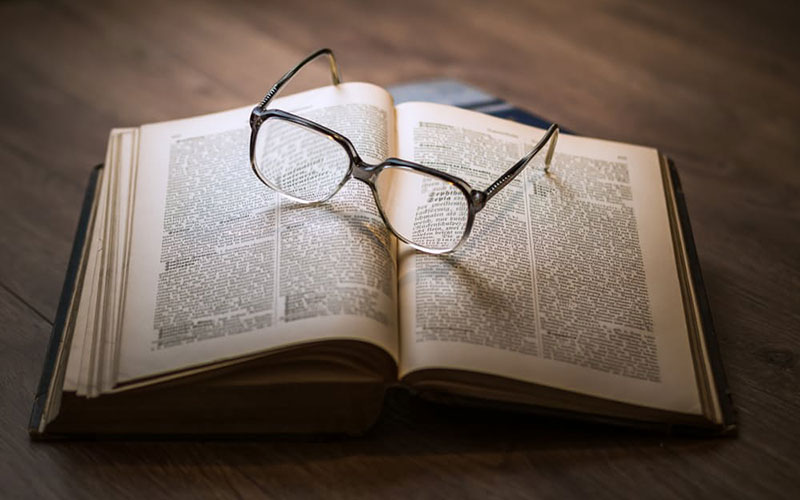 Spectacles Book